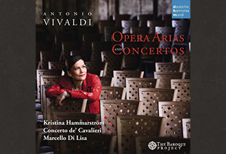 Antonio Vivaldi Opera Arias and Concertos