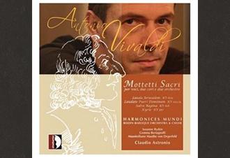 Antonio Vivaldi – Mottetti Sacri