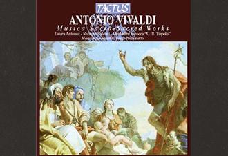 Antonio Vivaldi Musica Sacra