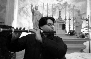 Abbazia di Rosazzo, febbraio 2003 - L'Orchestra Barocca