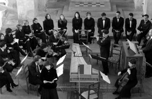Udine, febbraio 2003 - L'Orchestra Barocca