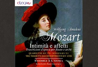 W.A. Mozart – Intimita e affetti