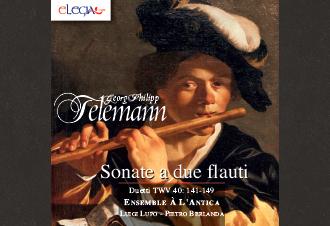 Georg Philipp Telemann – Sonate a due flauti